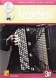 Initiation à l'Accordeon in 3D (+ 1 CD + 1 DVD)-