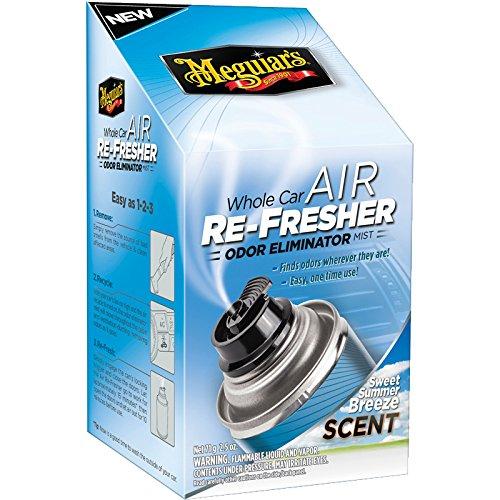 Meguiars G16602EU Air Refreshener-Sweet Summer Breeze