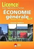 Telecharger Livres Economie generale microeconomie macroeconomie Licence L1 L2 L3 (PDF,EPUB,MOBI) gratuits en Francaise