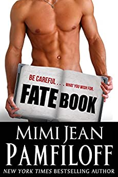FATE BOOK (a New Adult Novel) (English Edition) von [Pamfiloff, Mimi Jean]
