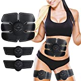 Best Body Toners - Ems Muscle Stimulator,Abdominal Muscle Toner Abs Trainer Fitness Review