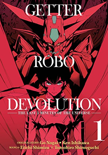 Getter Robo Devolution Vol. 1 por Go Nagai