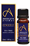 Absolute Aromas Organic Tea Tree Essential Oil - Best Reviews Guide