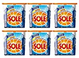 108 lavaggi Sole Gel caps Standard detersivo concentrato bucato tab in lavatrice