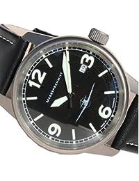 Aristo - Reloj de cuarzo negro