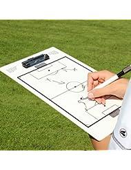 Taktik porte 23 cm x 40 cm pour teamsportbedarf fußballtraining -