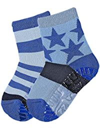 Sterntaler Baby-Jungen Socken Fli Air Dp Sterne/Ringel