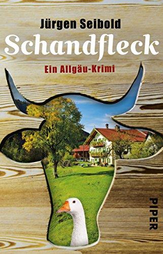 Buchseite und Rezensionen zu 'Schandfleck' von Jürgen Seibold