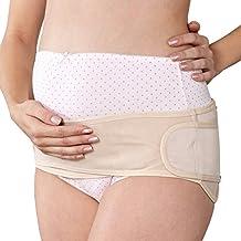ROSENICE Cinturón de embarazo para el vientre de maternidad Apoyo pélvico Abdomen Band (Skin)