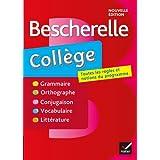 Bescherelle collège: tout-en-un sur la langue française pour les collégiens