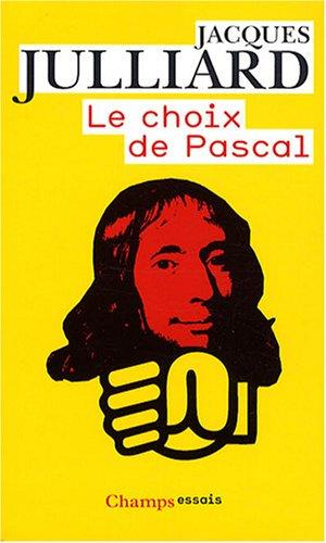 Le choix de Pascal