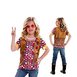 My Other Me Me Me- Hippie Yiija CAMISETA Multicolor (231086