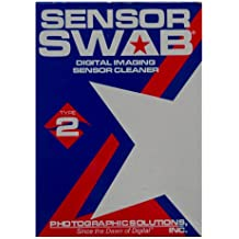 Photo Solutions Sensor Cleaning Swabs Type 2 Pack 100 [PS0220-100]