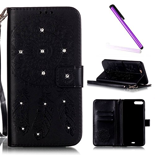 iPhone 7 Plus 5.5 Pouce Coque Etui PU Leather Case Wallet Cover Flip Coque pour iPhone 7 Plus,Coque pour iPhone 7 Plus Portefeuille Cuir Housse,EMAXELERS iPhone 7 Plus Coque Cristal,iPhone 7 Plus Coqu B Campanula Diamond 8