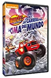 Blaze y Los Monster Machines 5: La Carrera Hasta La Cima Del Mundo [DVD]