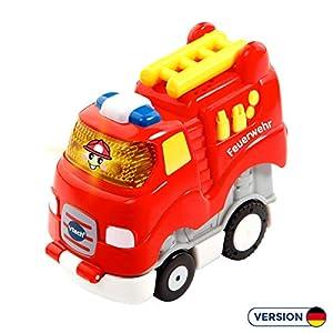 VTech 80-500404 vehículo de Juguete - vehículos de Juguete (Rojo, Color Blanco, Amarillo, 1 año(s), 5 año(s), Niño, Interior, 180 g)