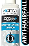 POSITIVE Root therapy Plus+ Hair fall Control Shampoo | Strengthen Roots from 3rd