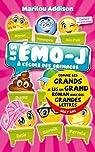 Emo-J, tome 1 : A l'école des grimaces