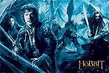 empireposter - Hobbit, The - Desolation of Smaug - Mirkwood - Größe (cm), ca. 91,5x61 - Poster, NEU - Fantasy Film Poster, text auf Englisch