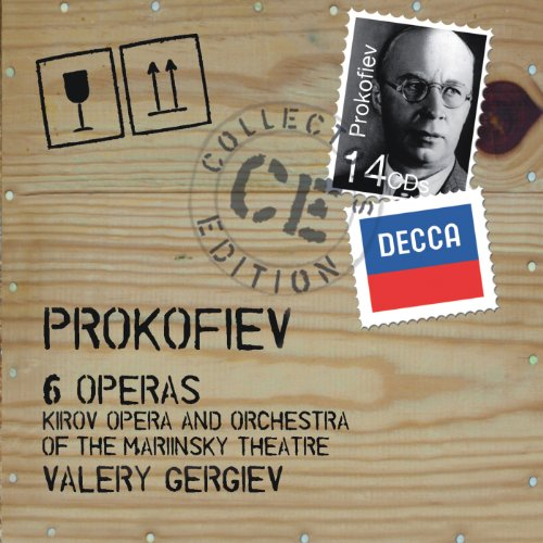 """Prokofiev: Betrothal in a Monastery / Act 1 Tableau 1 - """"Stop that mewing"""""""