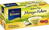 Meßmer Grüner Tee Mango-Kokos, 25 Beutel, 6er Pack (6 x 38 g)
