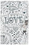 Tagebuch mit Schloss / Love
