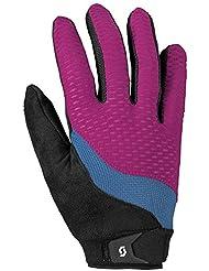Scott Essential Damen Fahrrad Handschuhe lang schwarz 2017