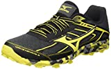 Mizuno Wave Hayate, Scarpe da Running Uomo, (Dark Shadow/Bolt/Black), 40.5 EU