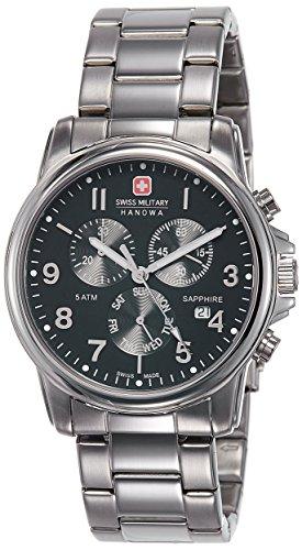 SWISS MILITARY-HANOWA Herren-Armbanduhr 06-5233.04.007