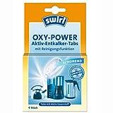 Swirl OXY-POWER Entkalker-Tabs - 4 Stck - Swirl