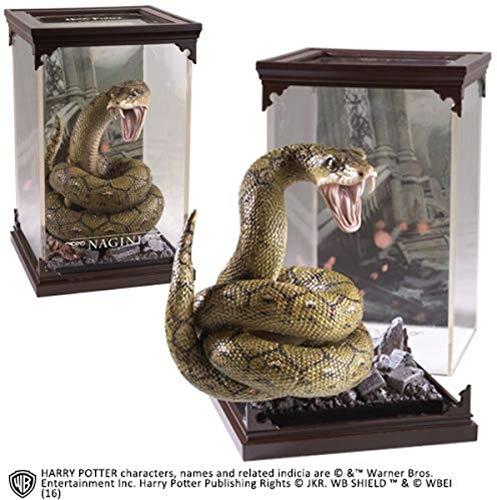 Noble Collection nn7544-Harry Potter Magische Kreaturen, Diorama: Nagini