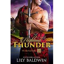 Highland Thunder (Isle of Mull Series Book 2) (English Edition)
