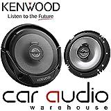 Best Kenwood Car Door Speakers - Kenwood KFC-E1665 - 300 Watts a Pair 16cm Review