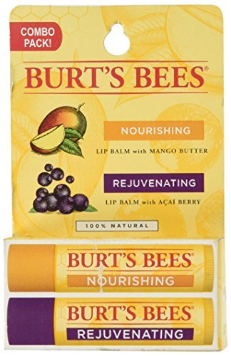 burts-bees-lip-balm-twin-pack-mango-butter-acai-berry-03-oz-by-burts-bees