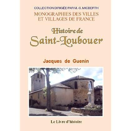 Histoire de Saint-Loubouer