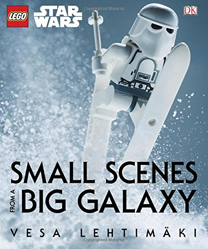 Lego Star Wars. Small Scenes From A Big Galaxy
