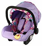 #7: Baybee Baby Car Seat cum Carry Cot with Canopy (Orange)