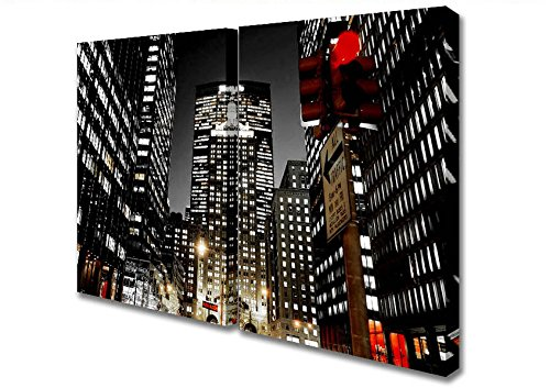 two-panel-nyc-metlife-building-canvas-art-prints-extra-large-32-x-64-inches