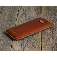 Custodia in pelle personalizzata per LG, incidi il tuo nome o iniziali, personalizzala per LG g6 v20 v10 bolt...