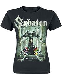 SABATON, Heroes GIRLIE - Gr. S