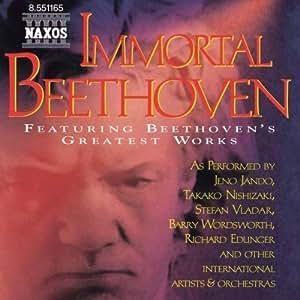 Beethoven Immortal Beethoven Jando