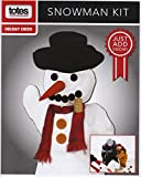 Totes Complete Snowman Kit Just Add Snow