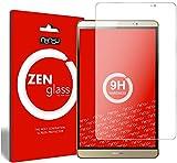 nandu I ZenGlass Flexible Glas-Folie für Huawei Mediapad M2 8.0 Panzerfolie I Display-Schutzfolie 9H