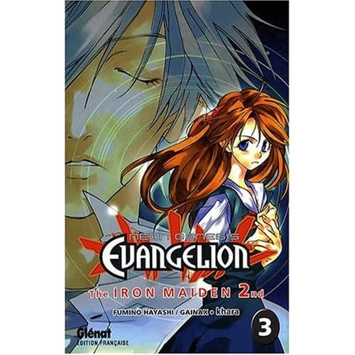 Neon-Genesis Evangelion : Iron Maiden 2nd, Tome 3 :