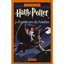 Rowling, Joanne K., Vol.3 : Harry Potter y el prisionero de Azkaban (Letras de Bolsillo, Band 102)