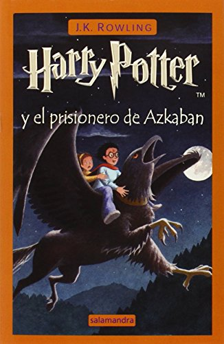 Harry Potter - Spanish: Harry Potter Y El Prisionero De Azkaban - Paperback por UNKNOWN