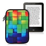 kwmobile Tablettasche Neopren Sleeve für Tablet/eReader (M - 7,8