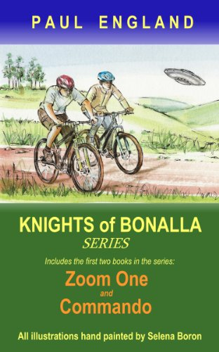 Knights of Bonalla series Volume 1 (English Edition)