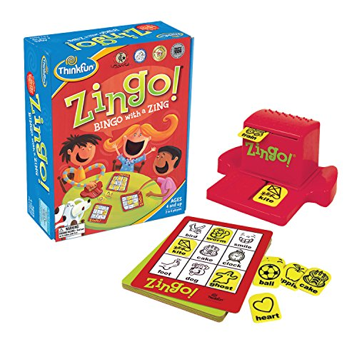 Zingo - Bingo with a Zing Game by Think Fun