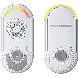 Motorola MBP8 - Vigilabebés audio